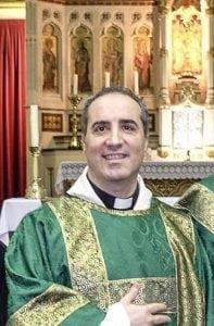 Revd. Deacon Pasquale Cinotti