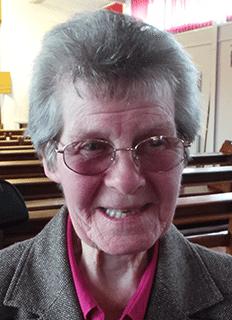 Sister Justina Morrin