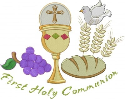 First Holy Communion Mass - All Saints